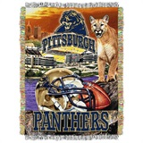Buy Pittsburgh Panthers team bedding, Comforters, Drapes, and Sheets