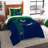 Buy Vancouver Canucks team bedding, Comforters, Drapes, and Sheets