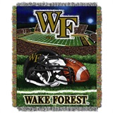 Buy Wake Forest Deacons team bedding, Comforters, Drapes, and Sheets