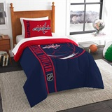 Buy Washington Capitals team bedding, Comforters, Drapes, and Sheets