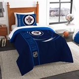 Buy Winnipeg Jets team bedding, Comforters, Drapes, and Sheets