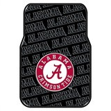 Alabama Crimson Tide Car Floor Mat Set