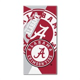 "Alabama Crimson Tide ""Puzzle"" Oversized Beach Towel"
