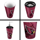 Arizona Cardinals  NFL 4 piece Bath Set
