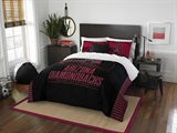 "Arizona Diamondbacks MLB ""Grand Slam"" Full/Queen Comforter Set"