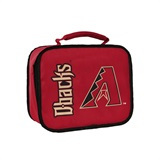 "Arizona Diamondbacks MLB ""Sacked"" Lunch Cooler"