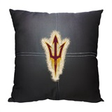 Arizona State Sun Devils Letterman Pillow