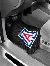 Arizona Wildcats Car Floor Mat Set