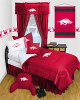 Arkansas Razorbacks Locker Room Bed In A Bag