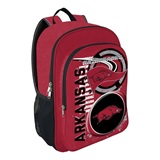 "Arkansas Razorbacks NCAA ""Accelerator"" Backpack"