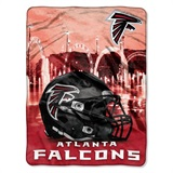 "Atlanta Falcons NFL ""Heritage"" Silk Touch Throw"