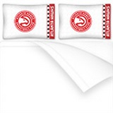 Atlanta Hawks  Micro Fiber Sheet Set Full