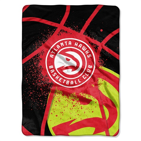Atlanta Hawks Nba Shadow Play Raschel