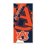 "Auburn Tigers ""Puzzle"" Beach Towel"