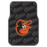 Baltimore Orioles MLB Car Floor Mat Set