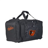 "Baltimore Orioles MLB ""Roadblock"" Duffel"