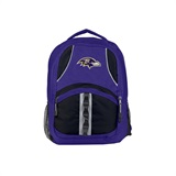 "Baltimore Ravens NFL ""Captain"" Backpack"