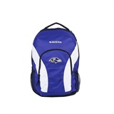 "Baltimore Ravens NFL ""Draft Day"" Backpack"
