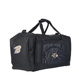 "Baltimore Ravens NFL ""Roadblock"" Duffel"