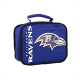 "Baltimore Ravens NFL ""Sacked"" Lunch Cooler"