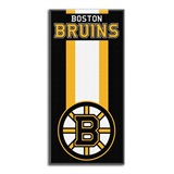 "Boston Bruins ""Zone Read Beach Towel"
