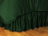 Boston Celtics Bedskirt King