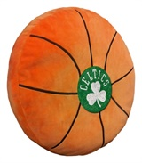 Boston Celtics NBA Basketball Shaped 3D Pillow
