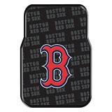 Boston Red Sox MLB Car Floor Mat Set