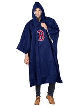 Boston Red Sox MLB Deluxe Poncho