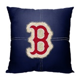"Boston Red Sox MLB ""Letterman"" Pillow"