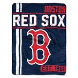 "Boston Red Sox MLB ""Walk Off"" Micro Raschel Throw"