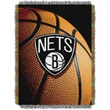 "Brooklyn Nets   NBA ""Photo Real"" Woven Tapestry Throw"
