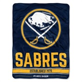 "Buffalo Sabres NHL ""Breakaway"" Micro Raschel Throw"