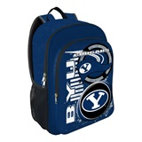 "BYU Cougars NCAA ""Accelerator"" Backpack"