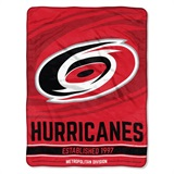"Carolina Hurricanes NHL ""Breakaway"" Micro Throw"