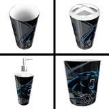 Carolina Panthers  NFL 4 piece Bath Set