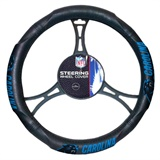 Carolina Panthers NFL Car Steering Wheel Cover