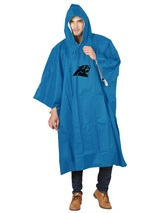 Carolina Panthers NFL Deluxe Poncho