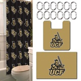 Central Florida Knights NCAA 15-Piece Bath Set