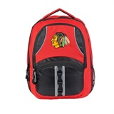"Chicago Blackhawks NHL ""Captain"" Backpack"