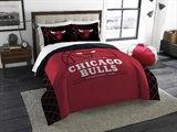 "Chicago Bulls NBA ""Reverse Slam"" Full/Queen Comforter"