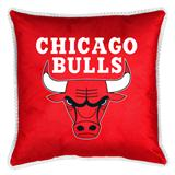 Chicago Bulls Sidelines Toss Pillow