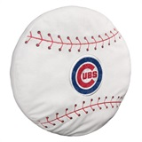 Chicago Cubs MLB Plush Pillow