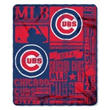 "Chicago Cubs MLB ""Strength"" Fleece Throw"