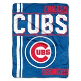 "Chicago Cubs MLB ""Walk Off"" Micro Raschel Throw"