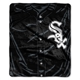 "Chicago White Sox MLB ""Jersey"" Raschel Throw"