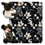 "Chicago White Sox MLB ""Mickey"" Hugger with Throw"