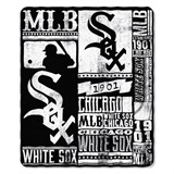 "Chicago White Sox MLB ""Strength"" Fleece Throw"