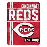 "Cincinnati Reds MLB ""Walk Off"" Micro Raschel Throw"