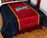 Cleveland Cavaliers Sidelines Comforter Twin